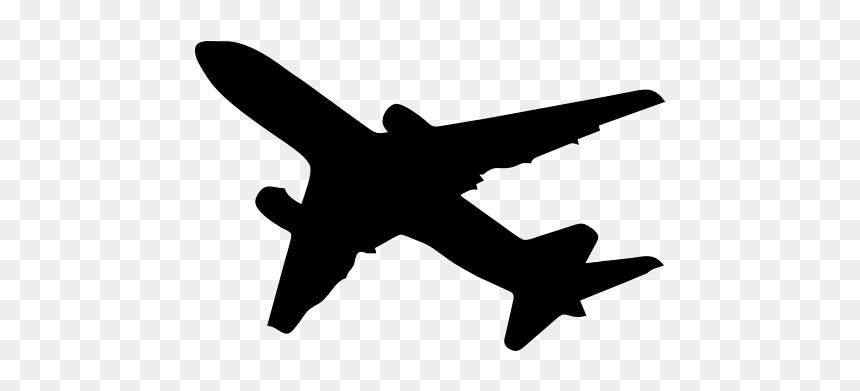 Airplane Aircraft Silhouette Clip Art Silhouette Plane Clipart