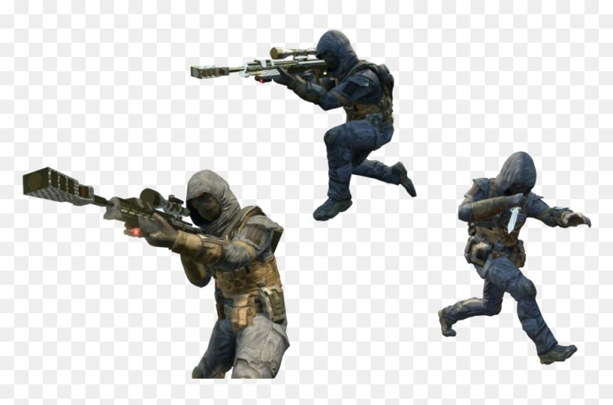 Bo2 Sniper Png Black Ops 2 Sniper Character Transparent Png Vhv