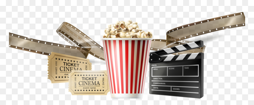 Movie Theater Png Download Movie Theatre Popcorn Screen Transparent Png Vhv