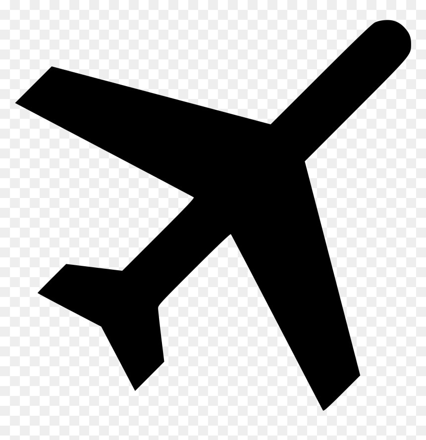 Flight Clipart Png Download Airplane Clipart No Background