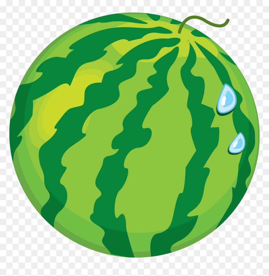 Watermelon Clipart Fruit Clip Art Watermelon Fruits Clipart Hd Png Download Vhv