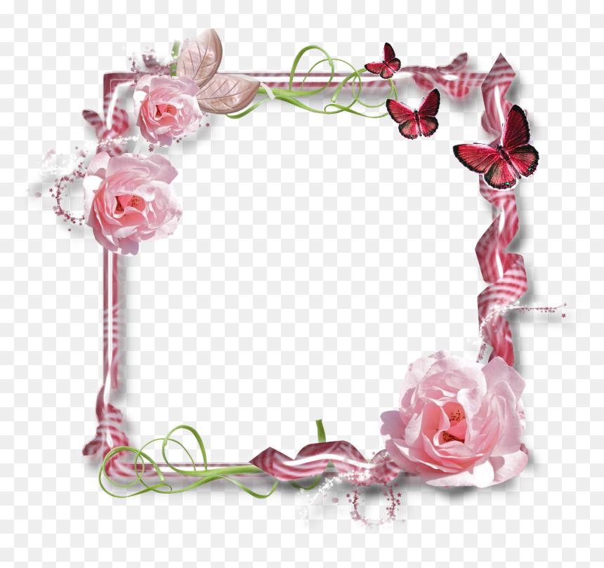 Transparent Clipart Gratuit Pink Rose Flower Hd Png Download Vhv