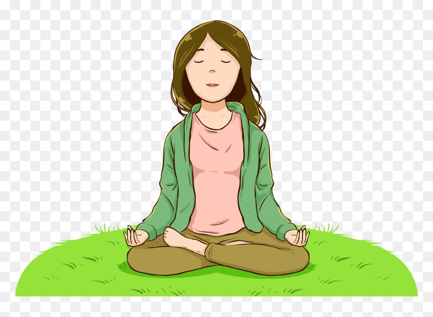 Transparent Background Kids Yoga Clipart Free Hd Png Download Vhv