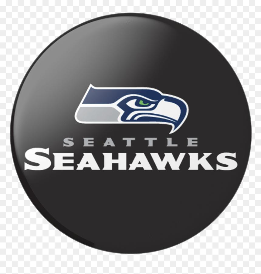 Seattle Seahawks Logo Popsockets Popgrip Png Image Seattle Seahawks Png Logo Transparent Png Vhv