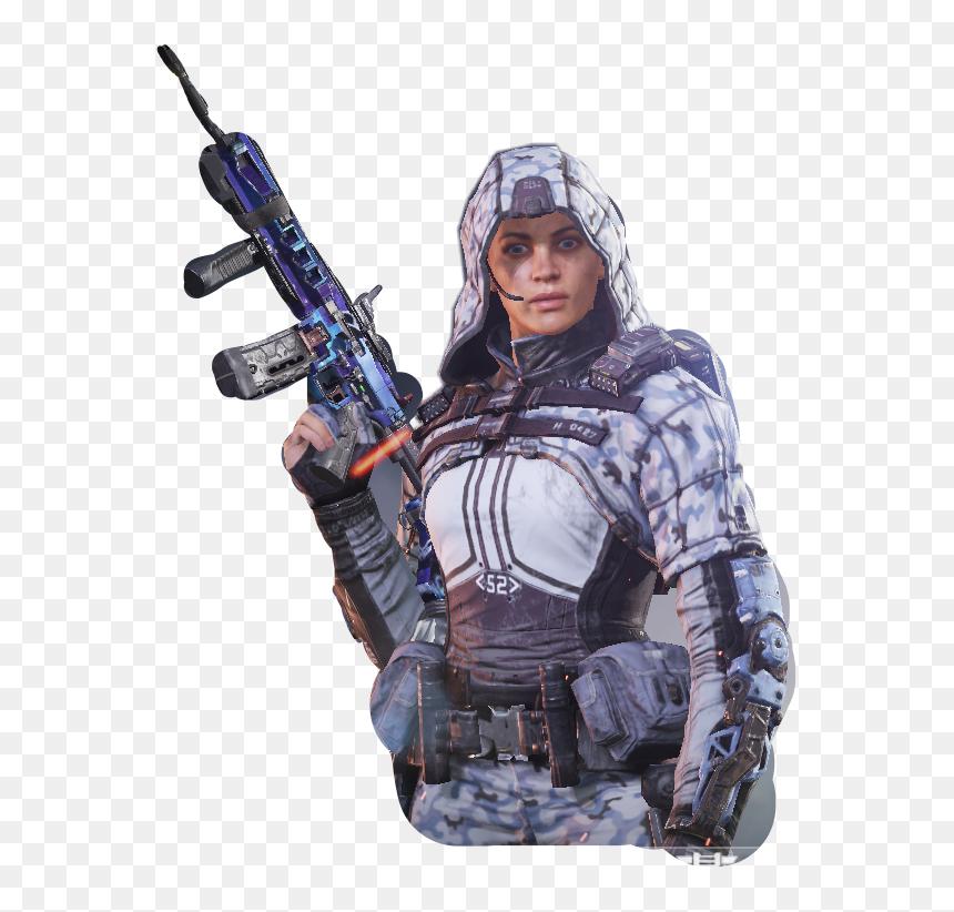 Sticker Callofduty Codmobile Cod Soldier Modernwarfare Call Of Duty Mobile Hd Png Download Vhv