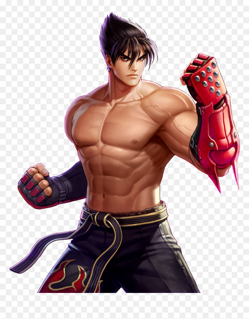 King Of Fighters All Star Tekken Hd Png Download Vhv
