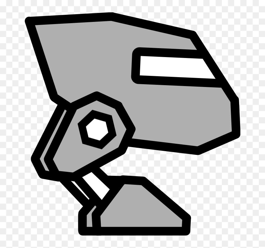 Gears Clipart Geometry Dash Robots De Geometry Dash Hd Png Download Vhv