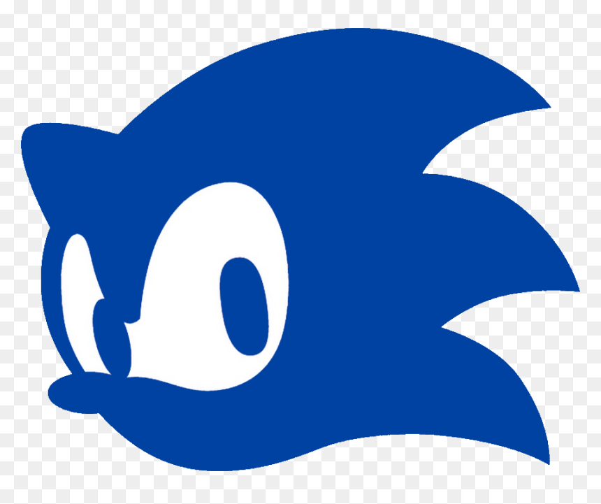 Sonic Head Icon Sonic The Hedgehog Icon Hd Png Download Vhv