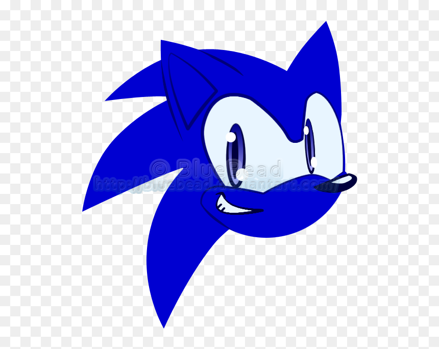 Sonic The Hedgehog Head Icon Sonic The Hedgehog Hd Png Download