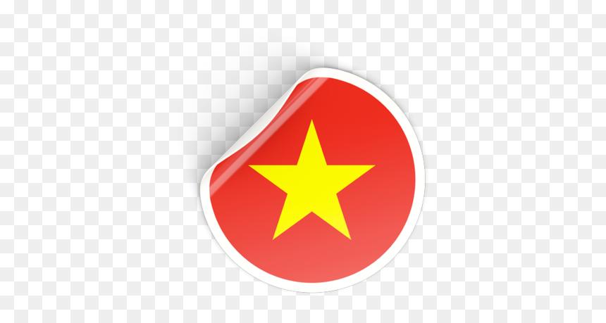 Download Flag Icon Of Vietnam At Png Format Vietnam Flag Round Png Transparent Png Vhv