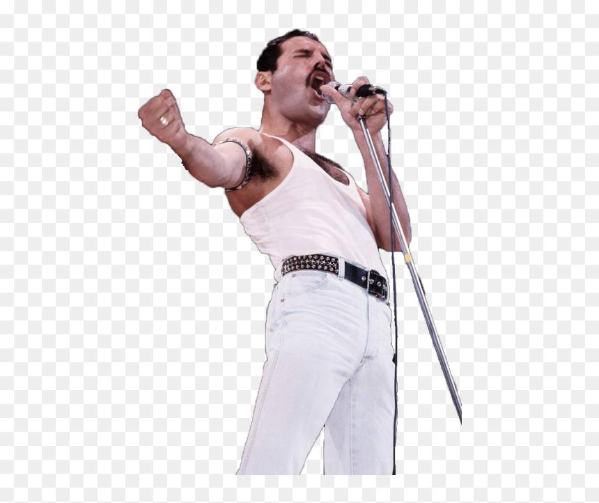 Freddie Mercury No Background Hd Png Download Vhv