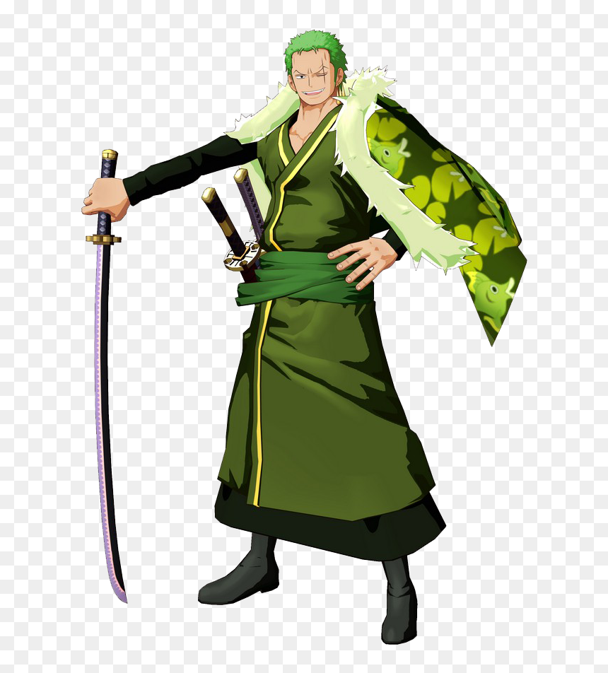 Is There Any Risks To Use This One Piece Wake Up Zoro Hd Png Download Vhv