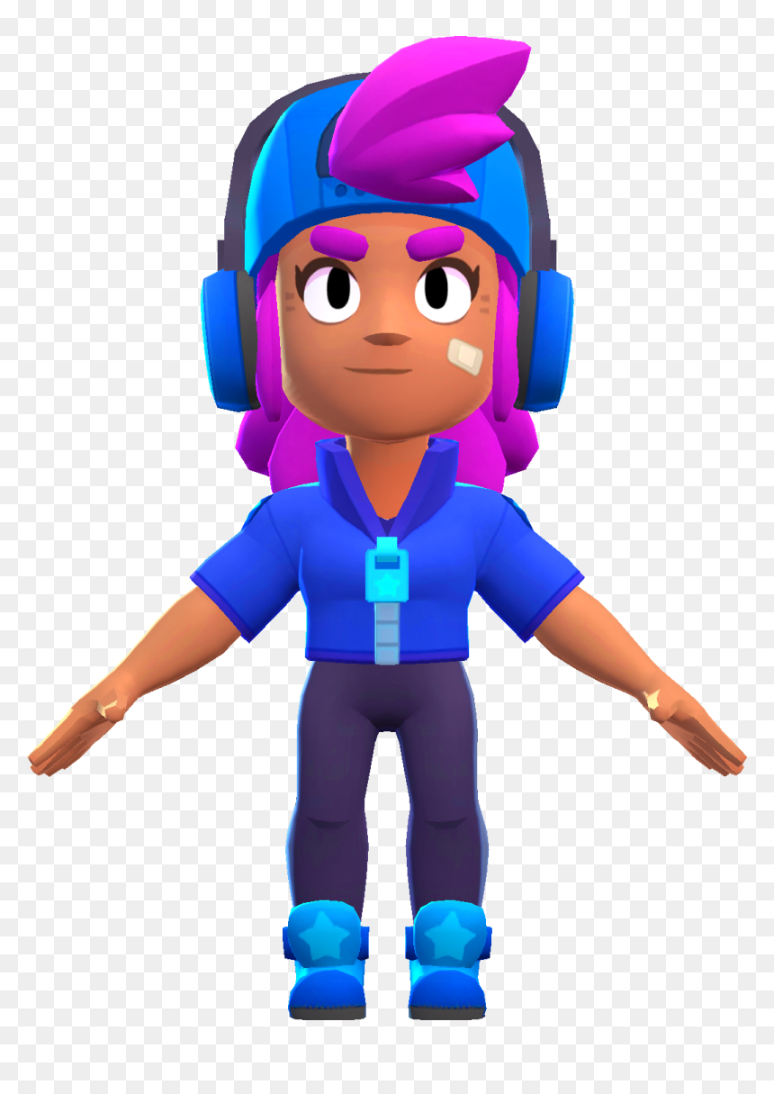 thumb image brawl stars characters shelly hd png download vhv brawl stars characters shelly hd png