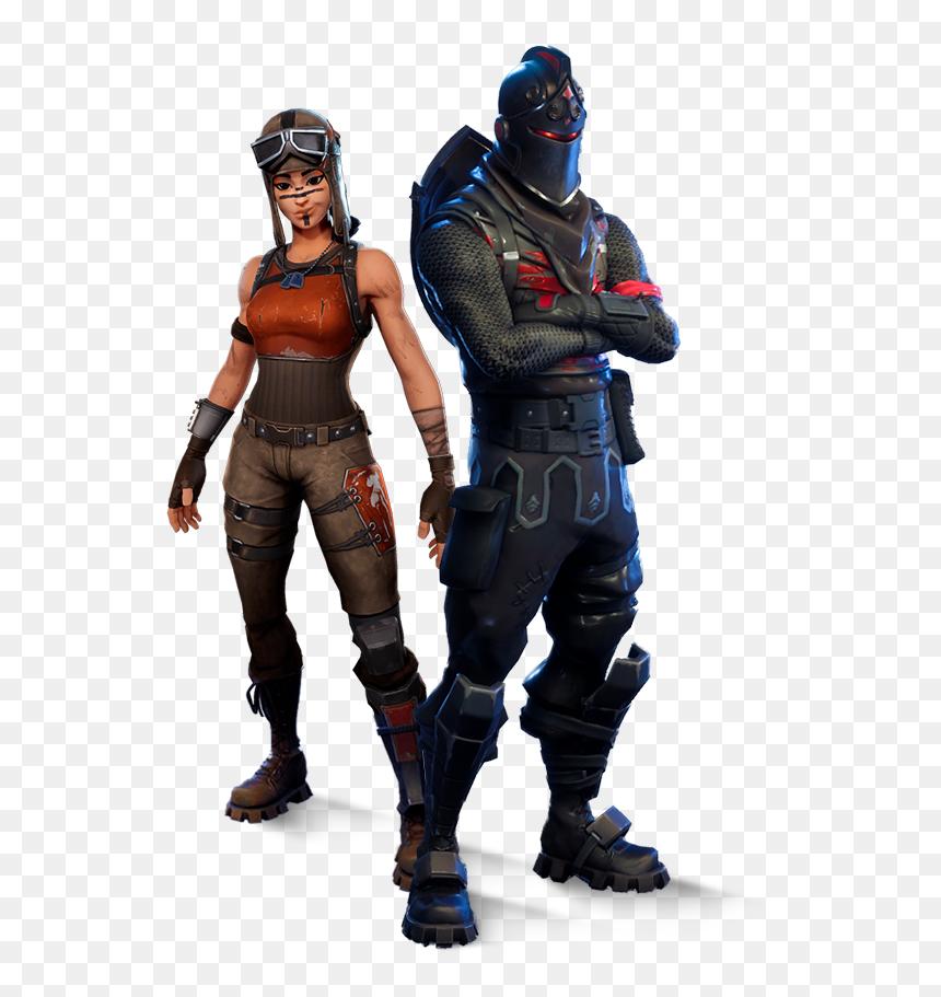 Fortnite Skins Renegade Raider Hd Png Download Vhv