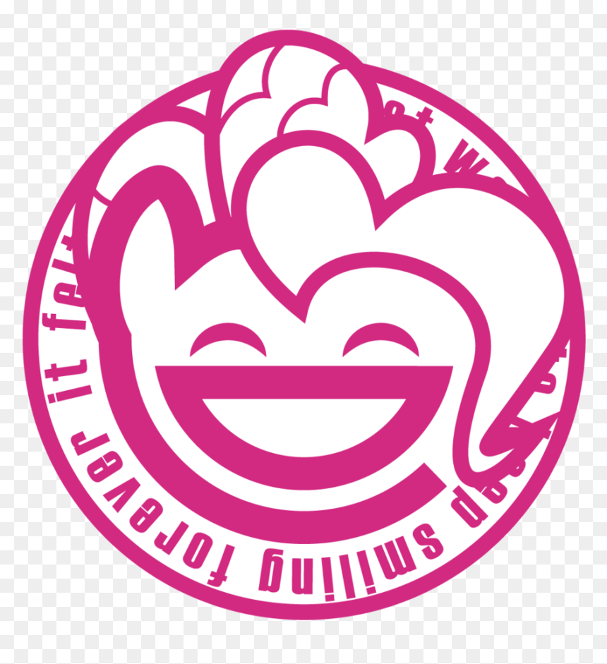 Grilledcat Ghost In The Shell Laughing Man Pinkie Laughing Man Logo Hd Png Download Vhv