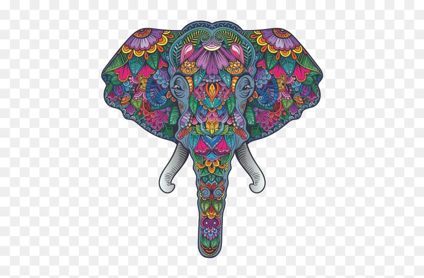 Colorful Pattern Elephant Head Feng Shui Good Luck Good Luck Elephant Head Hd Png Download Vhv Pin the clipart you like. colorful pattern elephant head feng