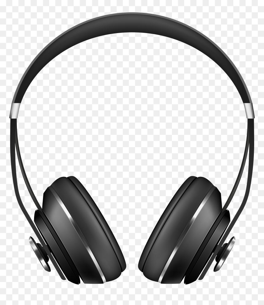 Headphones Clipart Transparent Background Hd Png Download Vhv