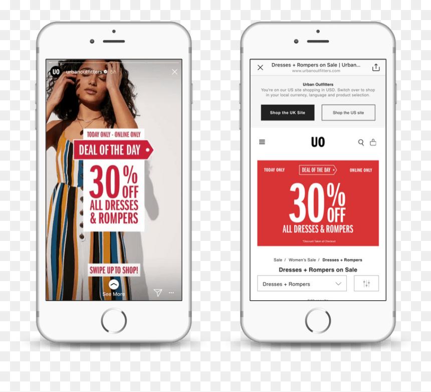 Transparent Instagram Frame Png Instagram Story Swipe Up Png Download Vhv