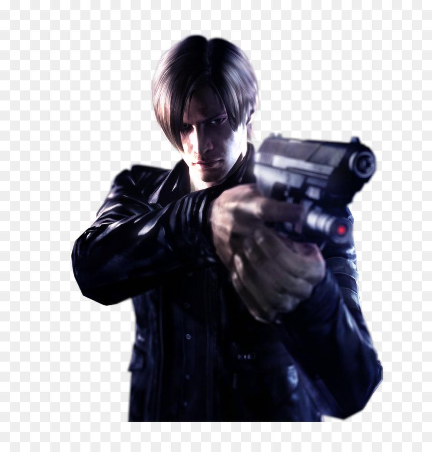 Resident Evil 4 Leon Png Png Stock Resident Evil 6 Leon Png Transparent Png Vhv