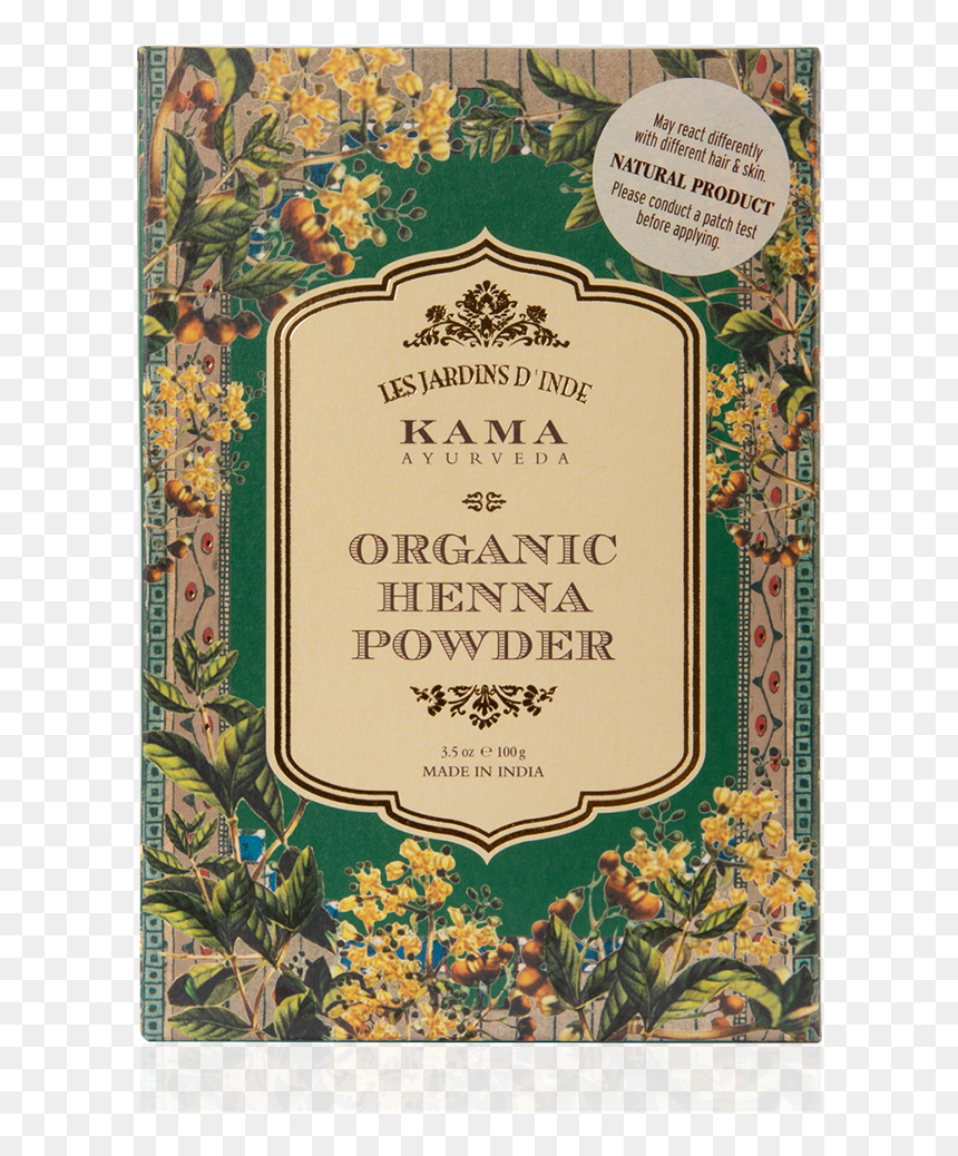 Kama Ayurveda Henna Color Hd Png Download Vhv