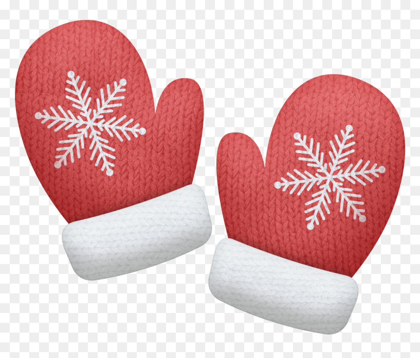 Transparent Pair Of Mittens Clipart , Free Transparent Clipart - ClipartKey