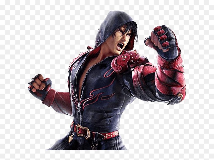 Tekken Png Pic Tekken Jin Kazama Transparent Png Vhv