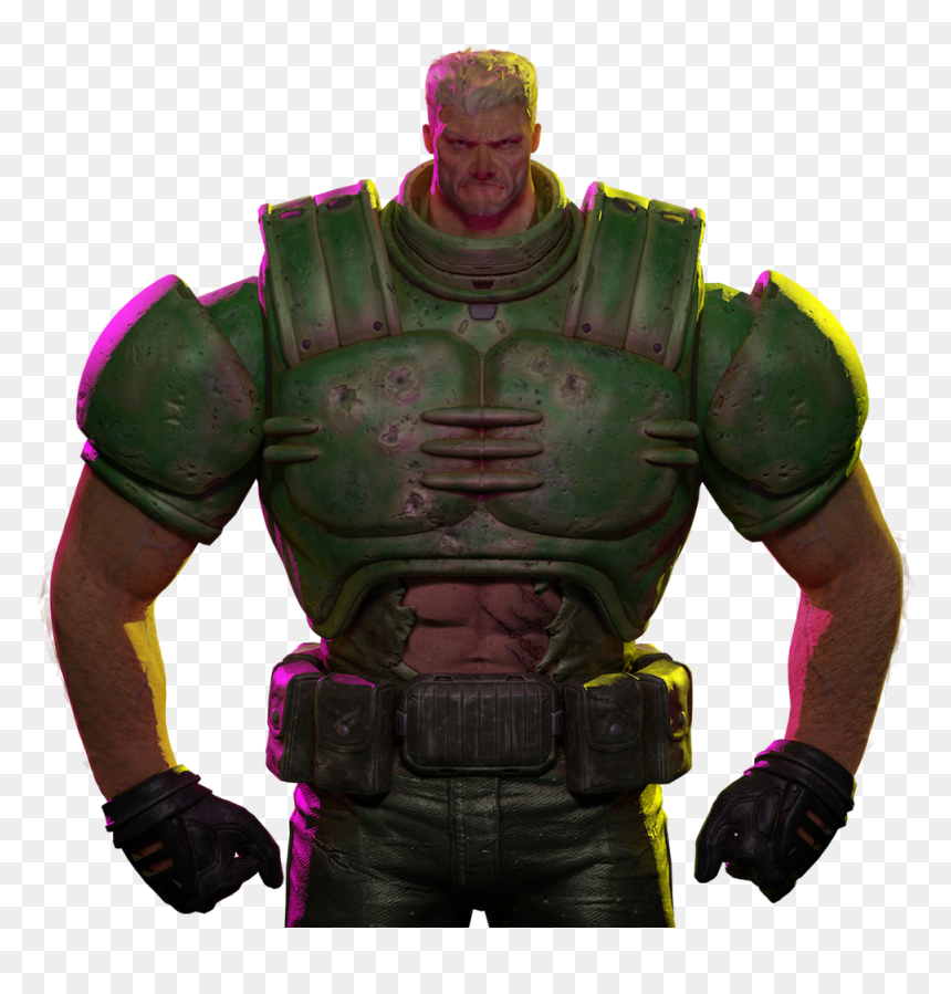 Doom Guy Comic Meme Hd Png Download Vhv