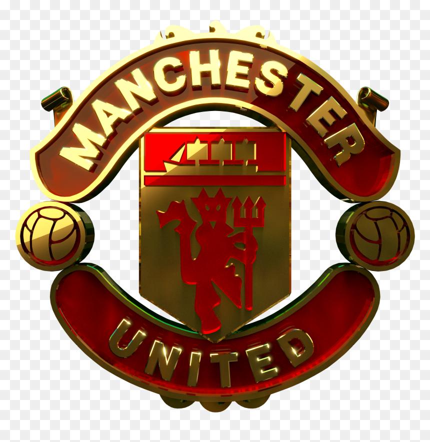 manchester united logo png transparent png vhv manchester united logo png transparent