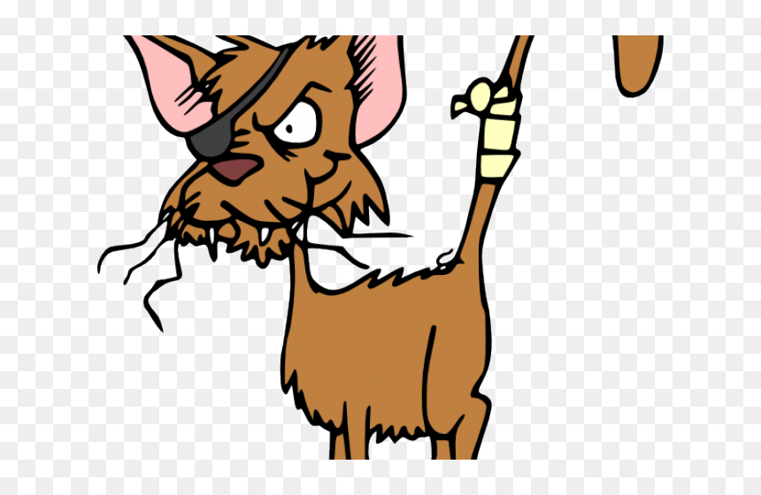 Fight Clipart Dog Cat Fighting One Eyed Cat Cartoon Hd Png