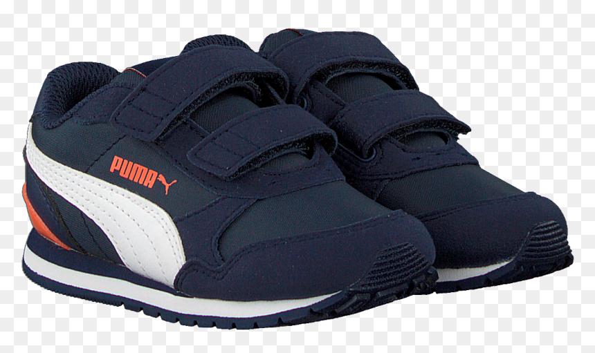Blue Puma Low Sneakers St Runner V2 Nl Jr - Puma 365295 15 ...