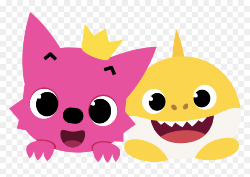 Free Png Download Baby Shark Png Images Background Yellow Pinkfong Baby Shark Transparent Png Vhv