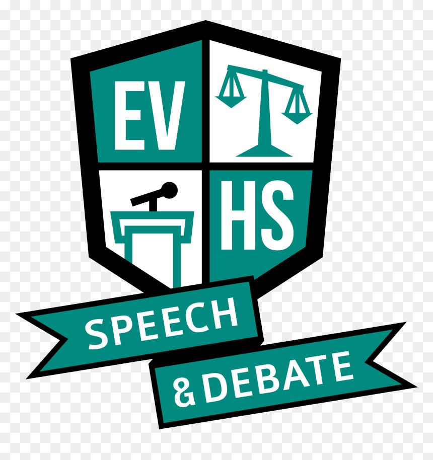 Graphic Free Stock Competition Clipart Forensic Speech Speech And Debate Logo Hd Png Download Vhv
