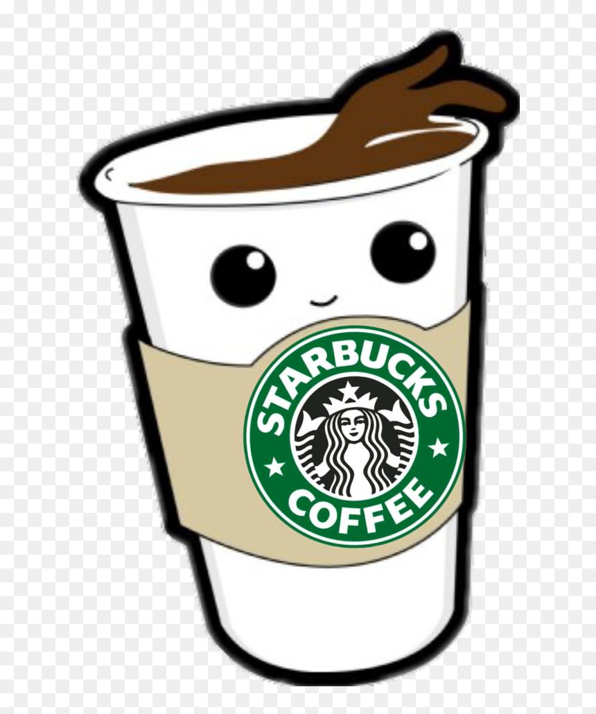 Coffee Clipart Kawaii Coffee Kawaii Transparent Free Transparent Starbucks Clip Art Hd Png Download Vhv
