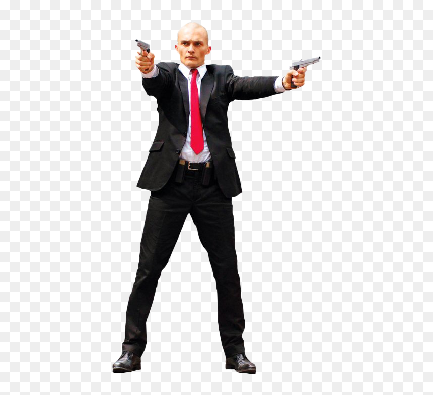 Hitman Agent 47 Png No Background Get Hitman 2 Absolution Suit