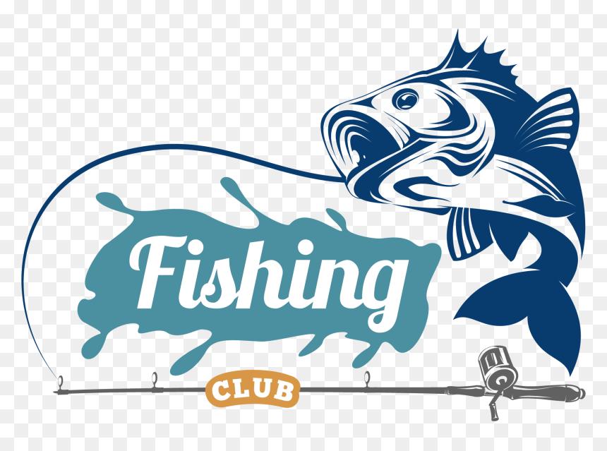 Download Logo Fishing Angling Fishing Logo Vector Free Download Hd Png Download Vhv