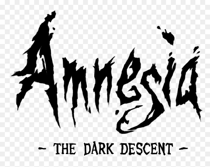 Amnesia Dark Descent Logo Png Transparent Png Vhv