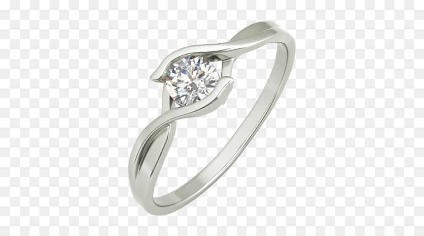 Silver Wedding Rings Png Pre Engagement Ring Transparent Png Vhv