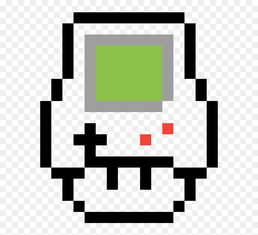 Pixel Art Champignon Mario Clipart Png Download Pixel Art Mario Mushroom Transparent Png Vhv