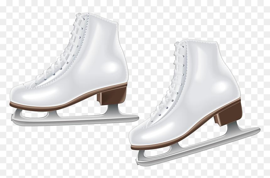 Figure skates clipart clipart collection skating - ClipartAndScrap