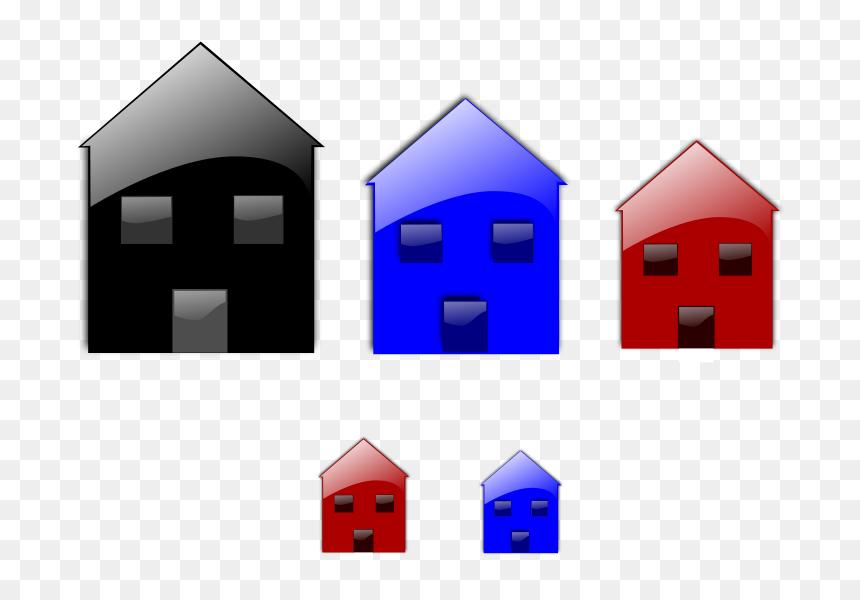 gloss home icon bentuk rumah vektor berwarna hd png download vhv vhv rs