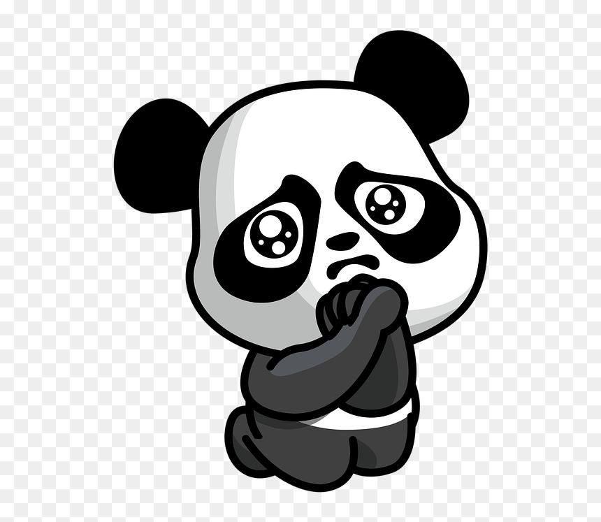 Panda Gambar Kartun Lucu Hd Png Download Vhv