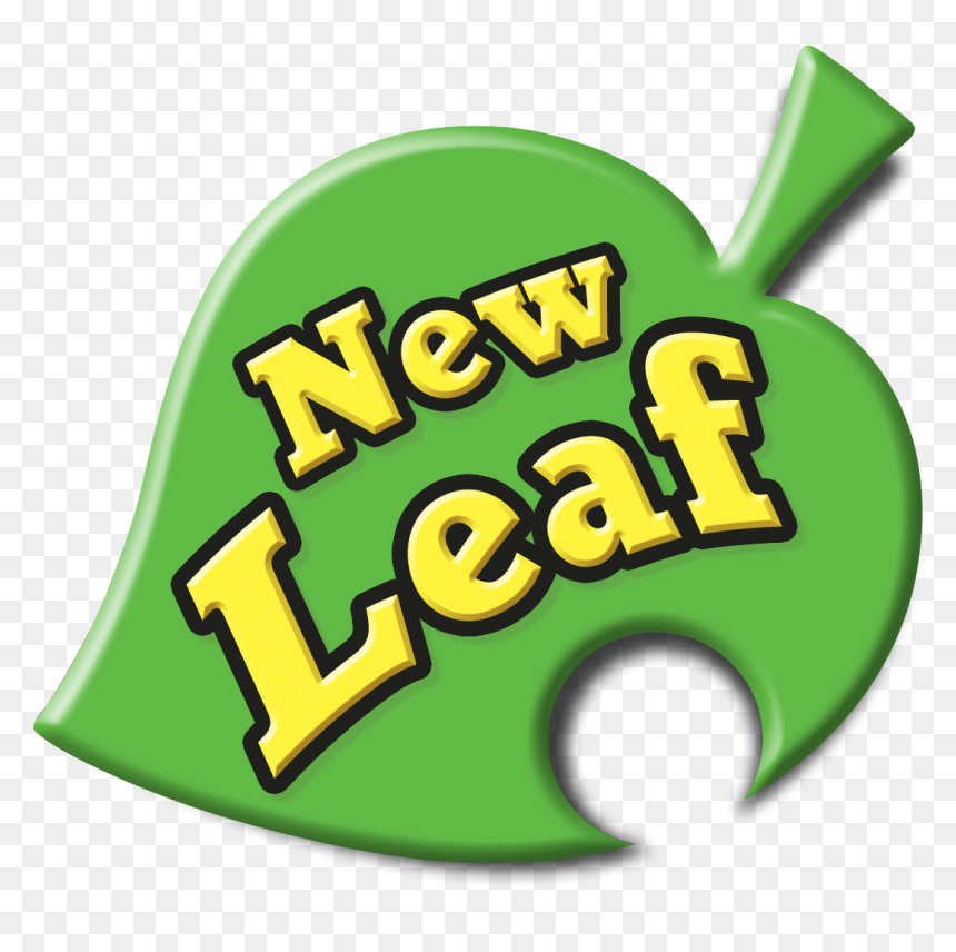 And The Animal Crossing Leaf Animal Crossing New Leaf Icon Hd