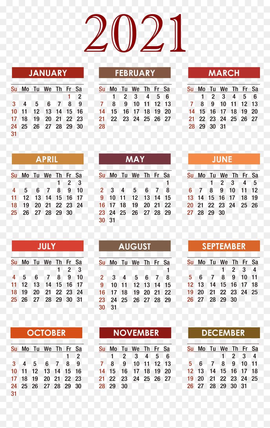 Calendar 2021 Png Free Download Calendar Transparent Png Vhv Oeversiktskalender foer 2021, 1:a halvar med veckonummer och svenska helgdagar. calendar 2021 png free download