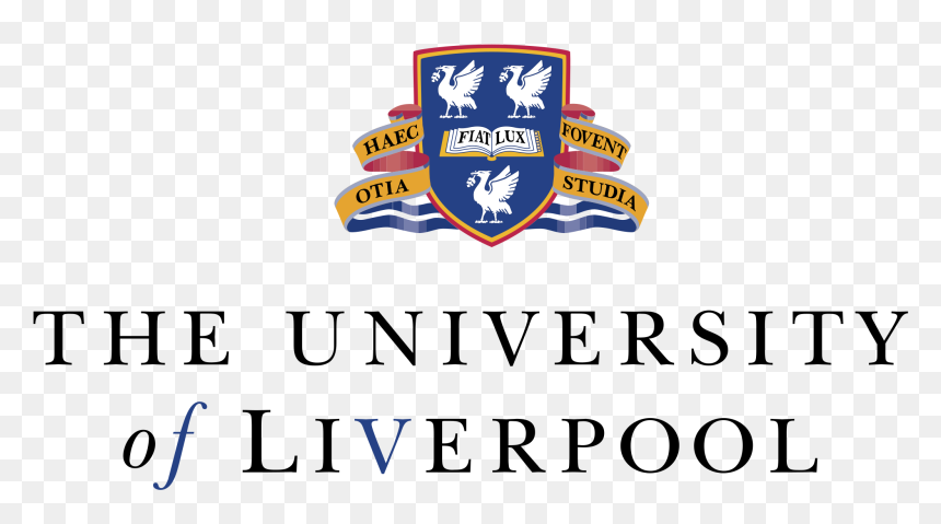 The University Of Liverpool Logo Png Transparent Vector University Of Liverpool Logo Png Download Vhv