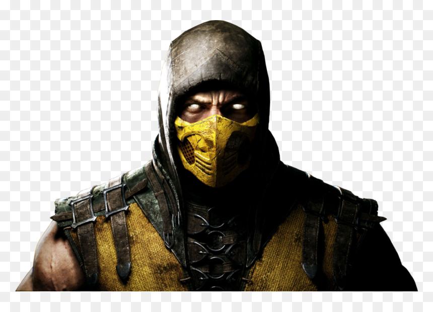 Thumb Image Scorpion Mortal Kombat X Png Transparent Png Vhv