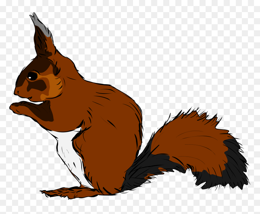 Clip Art Squirrel Love