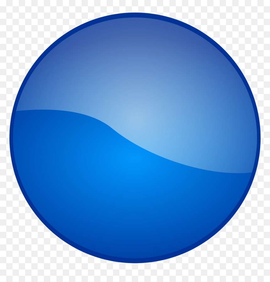 blue glossy button png transparent png vhv vhv rs