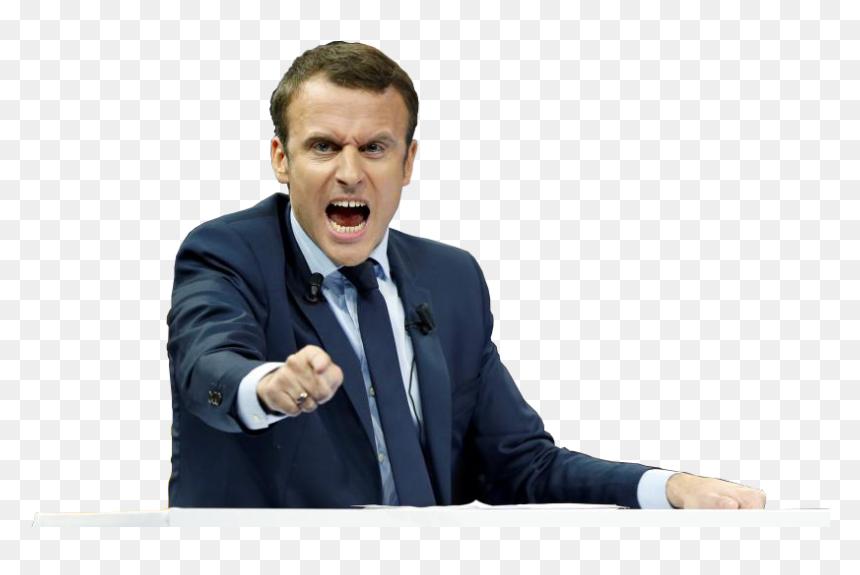 Emmanuel Macron Png Transparent Png Vhv