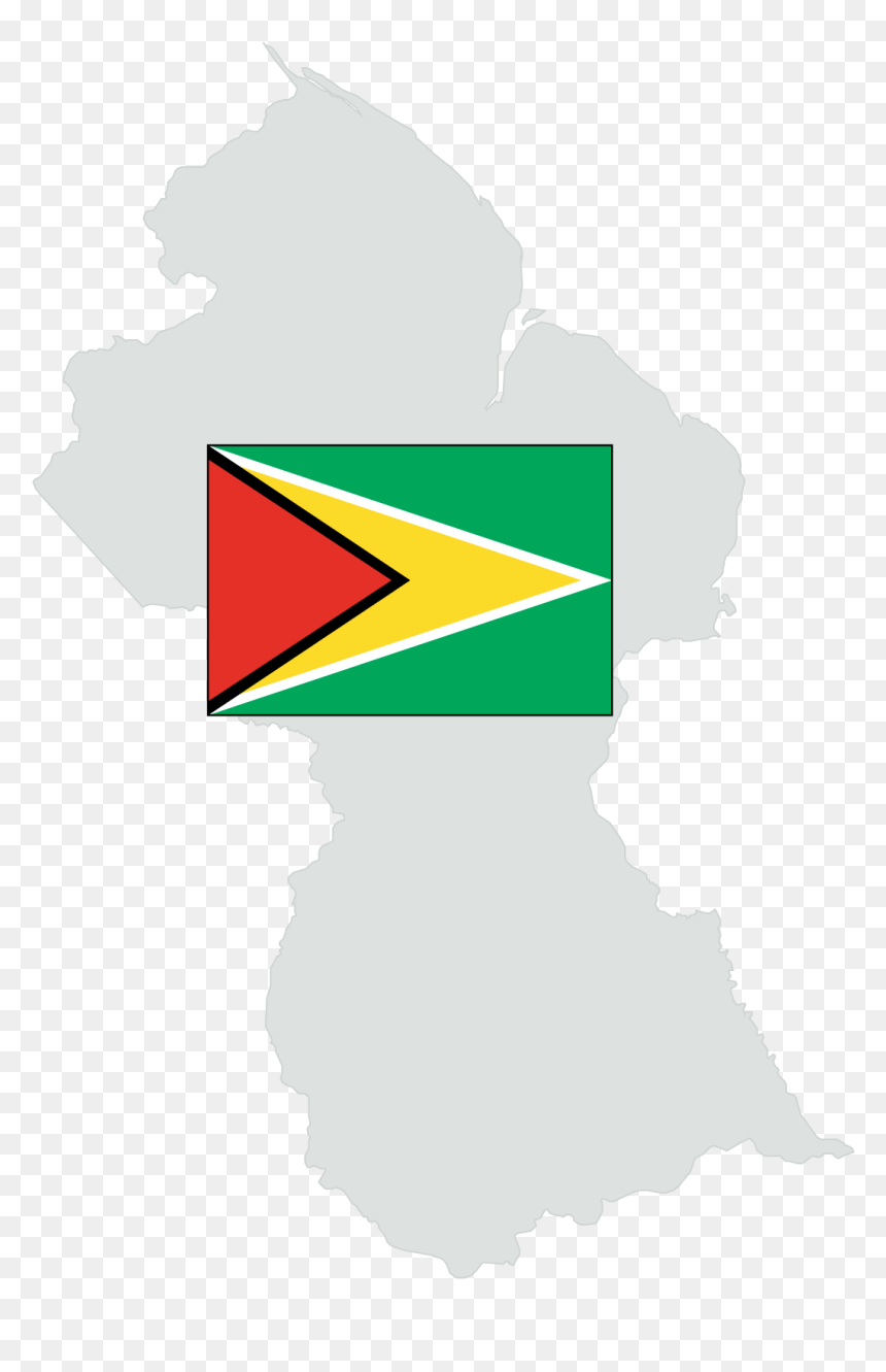 Guyana Flag Hd Png Download Vhv