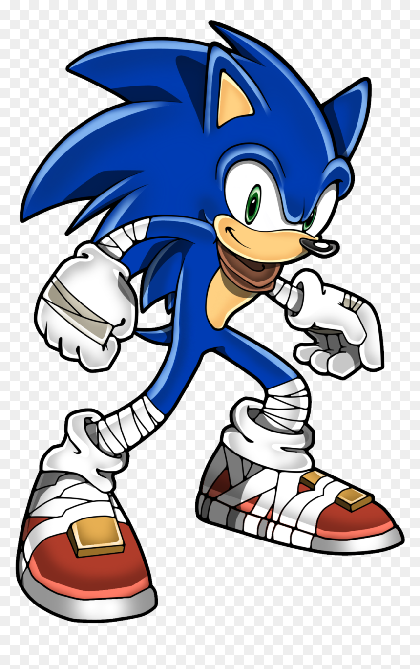 Sonic Boom Drawing At Getdrawings Sonic Boom Sonic The Hedgehog Drawing Hd Png Download Vhv